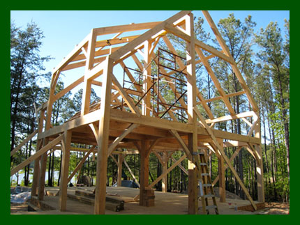 Green Mountain Post Amp Beam Timber Frame Photo Gallery